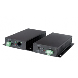 OT-PLC601POE-2P - Single Port PoE Ethernet Extender