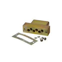 WGF-2550 Waveguide Filter 6-Channel 31.4GHz for D-sub panel replacement