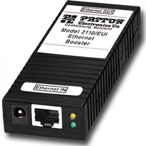 Model 2110-EUI- Ethernet Booster