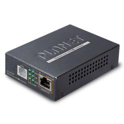 VC-231GP 1-Port 10/100/1000T 802.3at PoE+ Ethernet to VDSL2 Converter