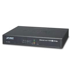 VC-234G - 4-Port 10/100/1000T Ethernet to VDSL2 Bridge - 30a profile w/ G.vectoring, RJ11