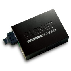 FT-802 - 10/100BASE-TX to 100BASE-FX (SC, MM) Media Converter