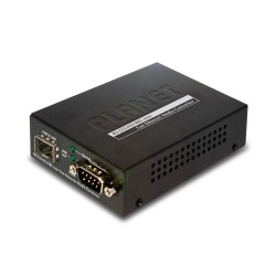 ICS-105A RS-232/422/485 to 100Base-FX (SFP) Fibre Ethernet Media Converter