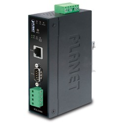 ICS-2100 - Industrial RS-232/ RS-422/ RS-485 over Ethernet Media Converter