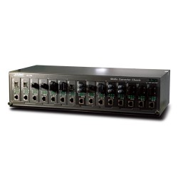 MC-1500 - 15-Slot Media Converter Chassis
