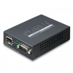 ICS-115A RS232/RS422/RS485 Serial Device Server with 1-Port 100BASE-FX SFP