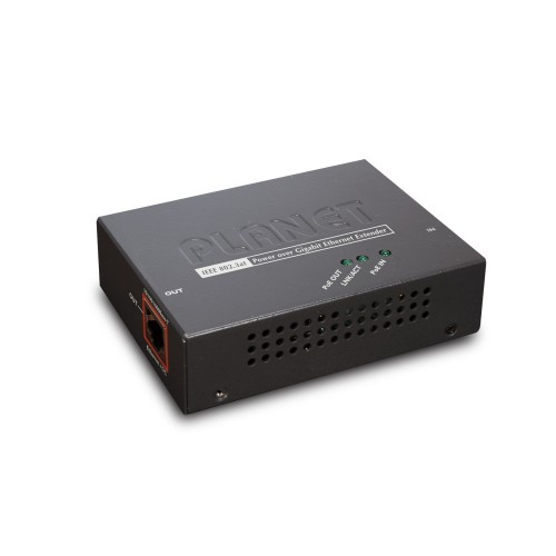 POE-E201 - IEEE 802.3at Power over Ethernet PoE Extender