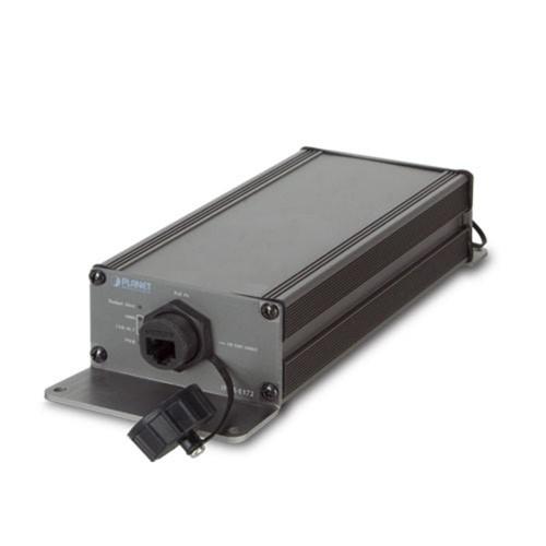 IPOE-E172 Industrial 1-Port Ultra PoE to 2-Port 802.3bt/at Gigabit PoE Extender