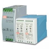 24v Industrial DIN Rail Power Supplies  (4)